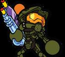 Master Chief Bomber