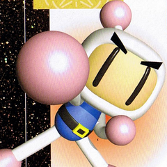 <i>Bomberman Tournament</i> art