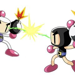 <i>Bomberman Blitz</i> art