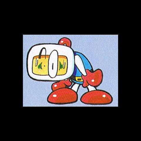 Super Bomberman 3 Art