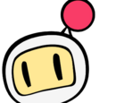 Bomberman Blanco