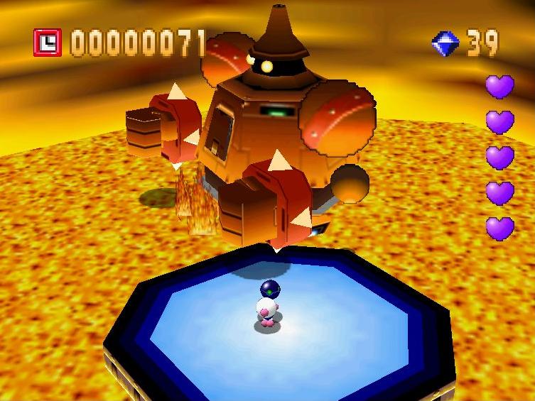 [Análise Retro Game] - Bomberman 64 - Nintendo 64 Latest?cb=20140323015710