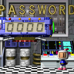 Password Screen