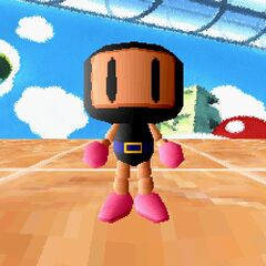 <i>Saturn Bomberman Fight!!</i> model