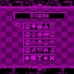 Block Select