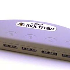 Hudson Soft's Super Multitap
