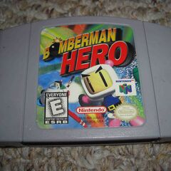 The game's Cartridge