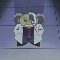 Mechado as he appears in the anime