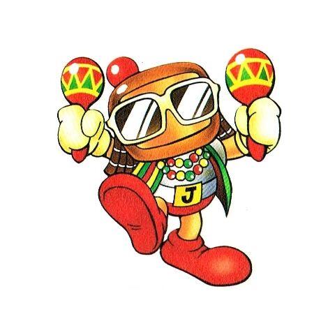 Artwork from the <i>Super Bomberman Complete Encyclopedia</i>
