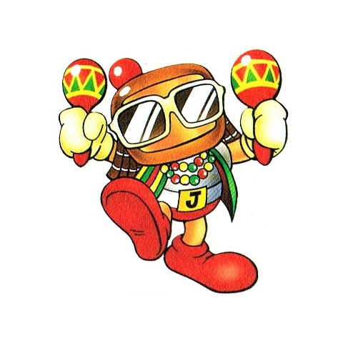 Artwork from the <i>Super Bomberman Complete Encyclopedia</i>