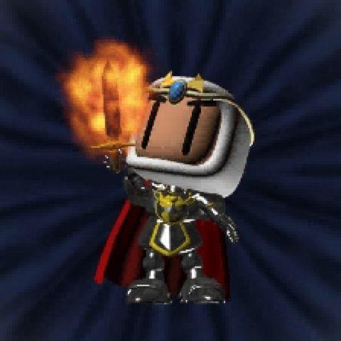 Opening of <i>Bomberman Wars</i>
