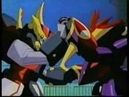 Kurobon vs Devil Slinger