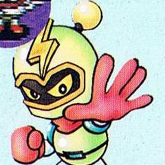 Plasma in <i>Super Bomberman 2</i>