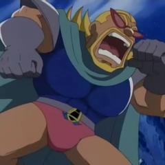 Bomberman Jetters Anime