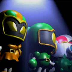 <i>Bomberman Party Edition</i> intro
