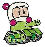 BombermaninPoyoTank