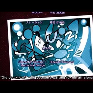 <i>Super Bomberman R</i> credits image.'
