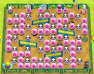 Seesaw Park (Bomberman Jetters)