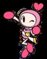 Pink Bomberman