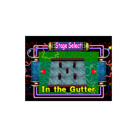 Stage Select screen