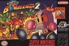 Super Bomberman2 boxart