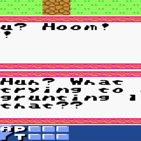 Bomberman Quest Convo