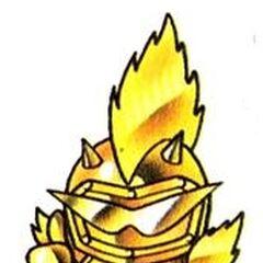 Golden Metal Bomber