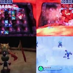 Group of Screenshots
