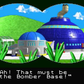 Bomber Base in <i>Bomberman Max 2</i>