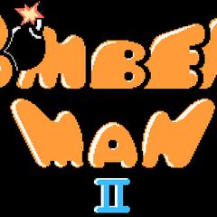 Bomberman II logo