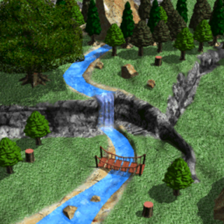 <i>Bomberman World</i> map