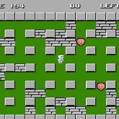 Famicom/NES gameplay