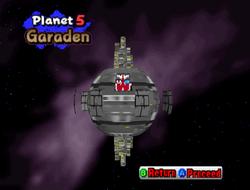 Garaden Star