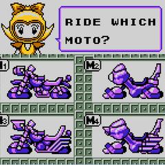 Motorcycle Select