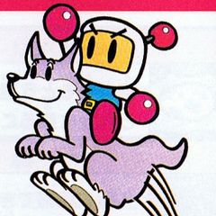 Purple in <i>Bomberman '94</i>