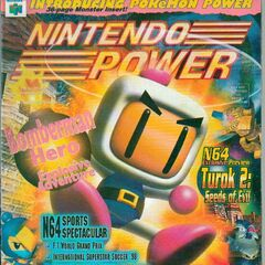 Cover of Nintendo Power #111