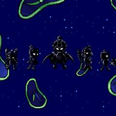 <i>Super Bomberman 4</i> intro