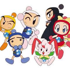 Bomberman B-Daman Bakugaiden IV