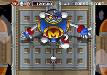Boss Dr. Mechadoc part 2