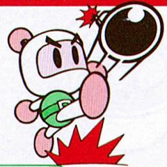 Bomberman GB Art