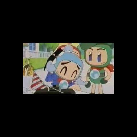 Midoribon in Bomberman B-Daman Bakugaiden III