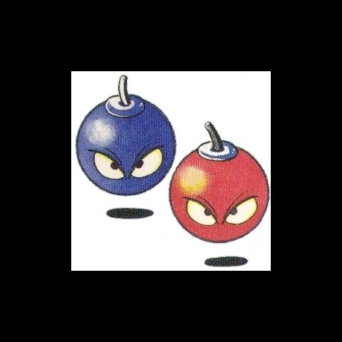 <i>Super Bomberman</i> artwork