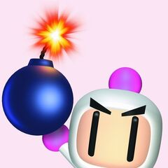 <i>Bomberman Portable</i> art