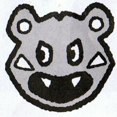Artwork from the Japanese <i>Bomberman (NES)</i> manual