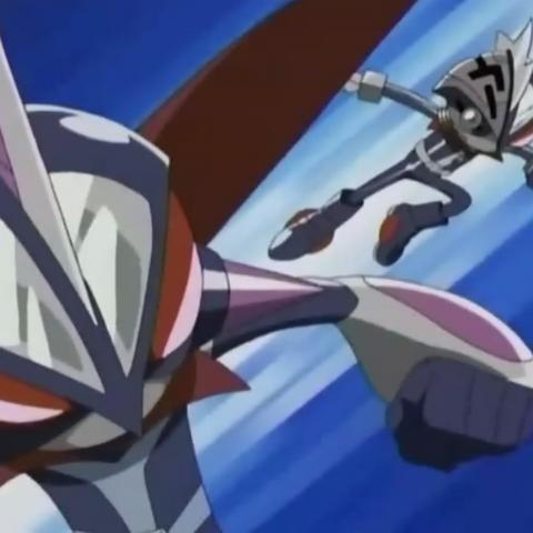 Boomerang fighting with Bomber Zero