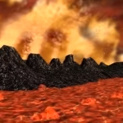 Planet Fire intro