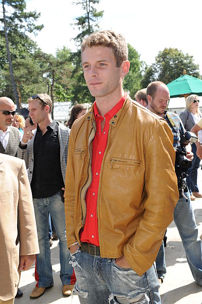 Sebastian Pigott at Canadian Film Centre Annual BBQ 2011