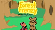 The Forest Frenzy poster(1)