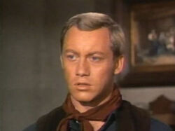 Don Dubbins in Bonanza episode Bitter Water (1)