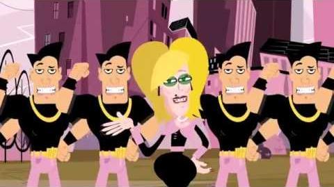 Bondi Band cancion de miss celebrity en español